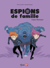 Couverture « Pater Monster »