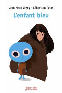Cover of « L'enfant bleu »
