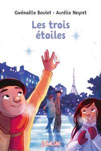Couverture «Les trois étoiles»