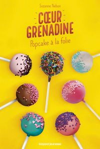 Couverture « Pop cake à la folie »
