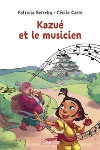Couverture «Kazué et le musicien»