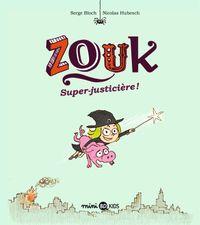 Couverture «Super-justicière !»