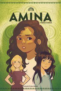 Couverture «Amina»