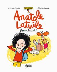 Couverture «Bravo Anatole !»