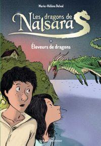 Couverture «Éleveurs de dragons»