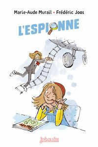 Cover of « L'espionne »
