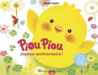 Couverture «Piou Piou Joyeux anniversaire !»