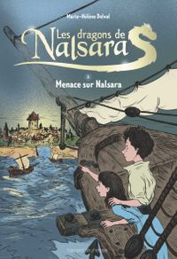 Cover of « Menace sur Nalsara »