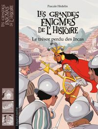 Cover of « Le trésor des Incas »