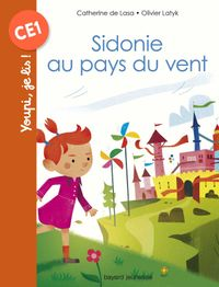 Cover of « Sidonie au pays du vent »