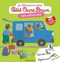 Couverture «Je découvre les véhicules avec Petit Ours Brun»