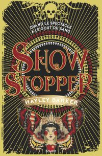 Couverture « Showstopper »