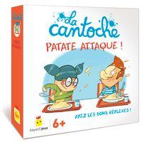 Couverture «Jeu La cantoche – Patate Attaque !»