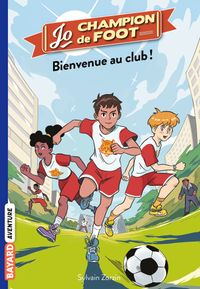 Cover of « Bienvenue au Club ! »