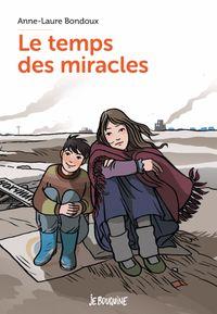 Couverture «Le temps des miracles»