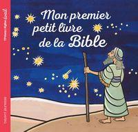 Couverture «Mon premier petit livre de la Bible»