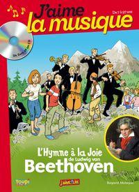 Couverture «L'hymne à la joie de Ludwig van Beethoven»