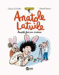 Couverture «Anatole fait son cinéma»