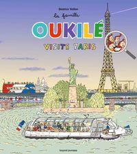 Couverture «La famille Oukilé visite Paris»