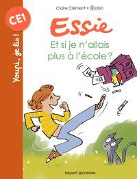Cover of «Et si je n'allais pas à l'école ?»