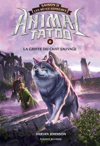Couverture « La griffe du chat sauvage »