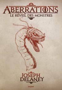 Couverture «Le réveil des monstres»