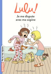 Cover of « Je me dispute avec ma copine »