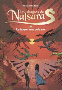 Cover of «Le danger venu de la mer»