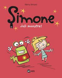Couverture «Simone, joli monstre !»