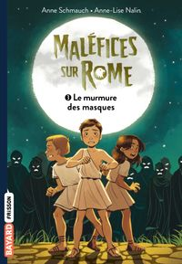 Cover of «Le murmure des masques»