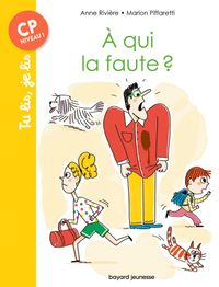 Cover of « À qui la faute ? »