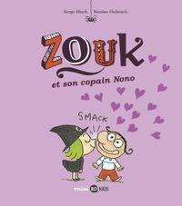 Cover of « Zouk et son copain Nono »