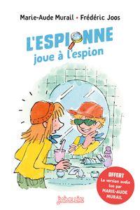 Couverture «L'Espionne joue à l'espion»