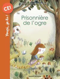 Couverture «Prisonnière de l'ogre»