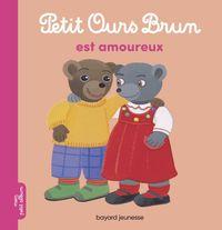 Couverture «Petit Ours Brun est amoureux»