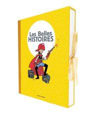 Couverture «Coffret Les Belles Histoires»