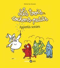 Couverture «Apprentis sorciers»