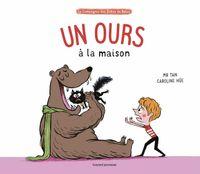 Cover of «Un ours à la maison»