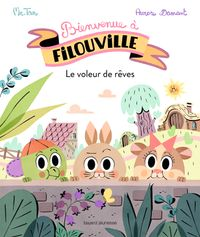 Cover of « Le voleur de rêves »