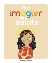 Cover of « Mon imagier des saints »