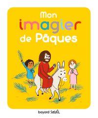Couverture «Mon imagier de Pâques»