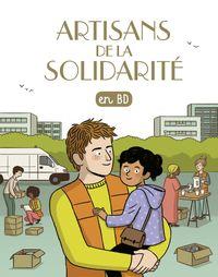 Couverture «Artisans de la solidarité (tome 30)»