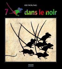 Couverture «Sept souris dans le noir»