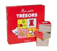Couverture «Mes petits trésors»