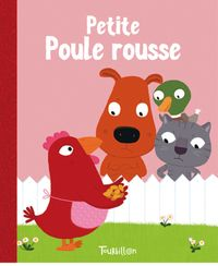 Cover of « Petite poule rousse »