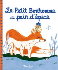 Cover of « Le bonhomme de pain d'épice »
