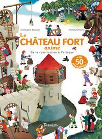 Couverture «Château fort animé»