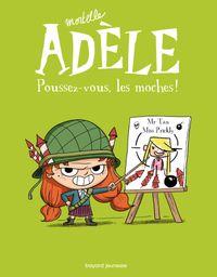 Cover of «Poussez-vous, les moches !»