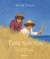 Couverture « Tom Sawyer »