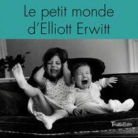 Couverture «Le petit monde d'Elliott»